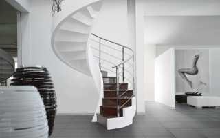 Бетонные лестницы: разновидности и основные особенности