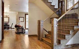 Характеристики лестницы для второго этажа на даче