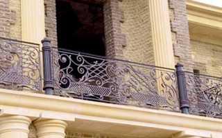 Перила для балкона деревянные (фото): своими руками и под заказ