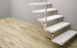 Плюсы и минусы лестниц на больцах