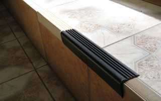 Плитка для ступеней на улице (керамическая, клинкерная): цена и выбор