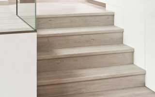 Как отделать лестницу ламинатом: советы специалистов