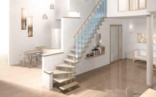 Модульная лестница: особенности конструкции и разновидности