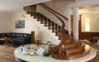Эксллюзивные лестницы из дуба и бука