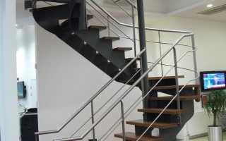 Металлическая лестница своими руками: пошаговая инструкция