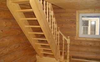 Складная лестница на второй этаж: стремянка-трансформер
