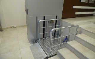 Как использовать подъемник для инвалидов по лестнице