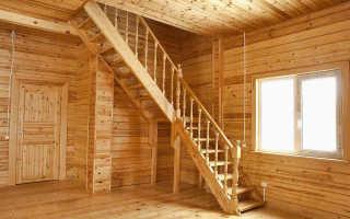 Лестницы на мансарду дома: конструкция и советы по сборке
