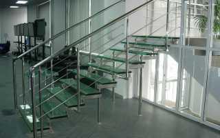 Лестницы для офиса: советы по подбору, фото и прочее