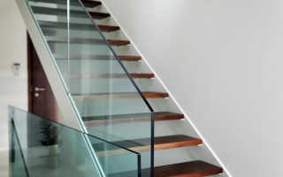 Как лучше всего использовать стеклянные лестницы дома