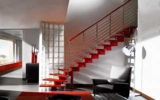 Модульная лестница из металла своими руками: чертеж и монтаж