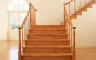 Лестницы деревянные: ГОСТ для различных типов конструкций