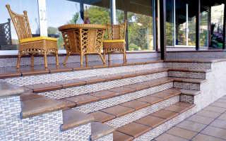 Керамические ступени: особенности выбора и характеристики