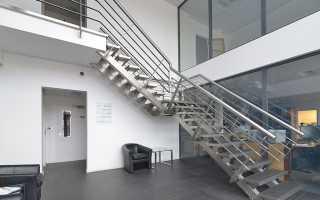 Металлические лестницы своими руками: чертежи и прядок сборки