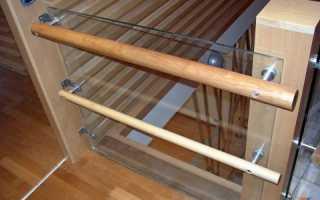 Перила из дерева (лиственницы): ограждения для балкона, террасы