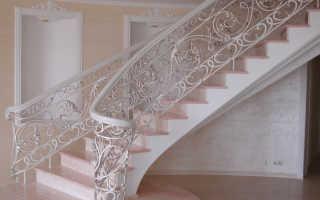 Перила для лестницы из металла своими руками: изготовление, инструкция по сборке, сварке и монтажу