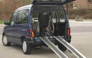Мобильный пандус: для инвалидов, детских колясок, для склада, пандус с телескопическим механизмом