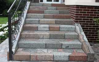 Плитка для облицовки ступеней крыльца: керамогранит для бетонной лестницы