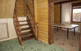 Виды лестниц деревянных и пожарных на второй этаж и выше
