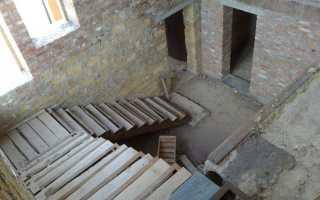 Межэтажные лестницы (деревянные межкомнатные, металлические) своими руками: фото и цена