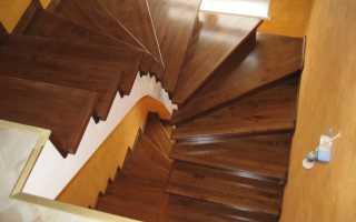Внутренние лестницы: внутридомовые и межквартирные