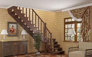 Межэтажные и чердачные лестницы в частном доме