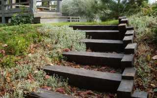Садовая лестница своими руками: как сделать стремянку в саду, фото
