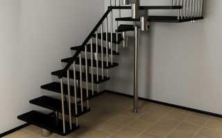 Как самостоятельно сделать модульную лестницу