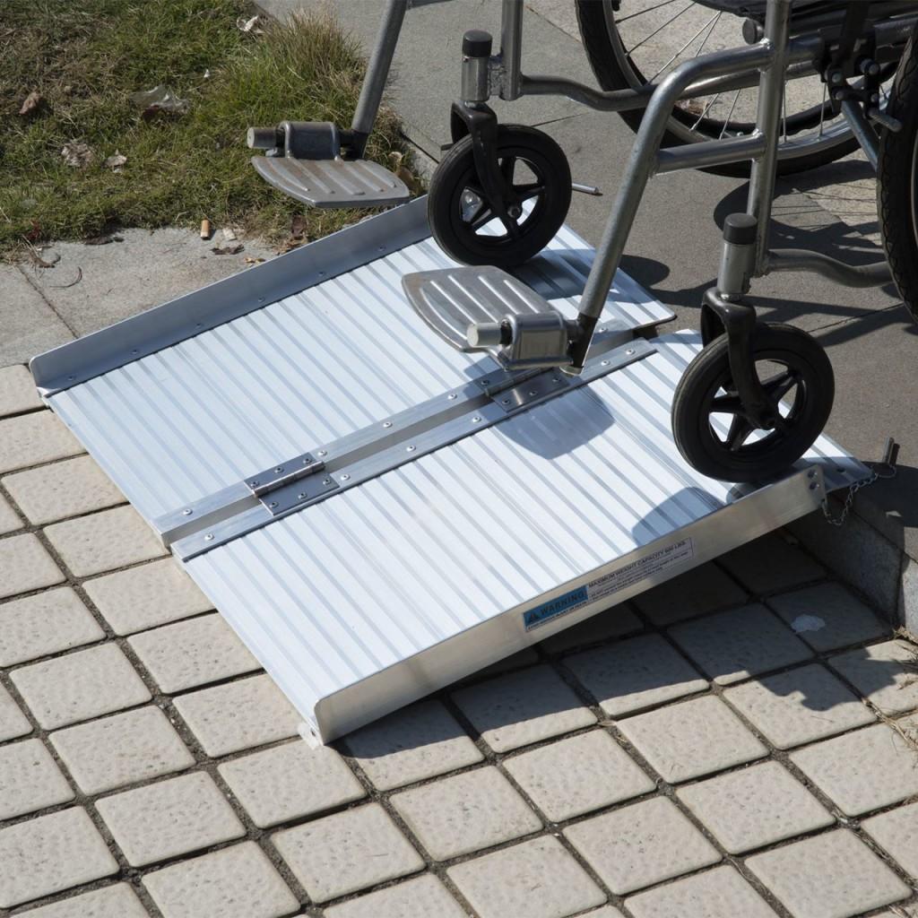 Переносная рампа для инвалидов