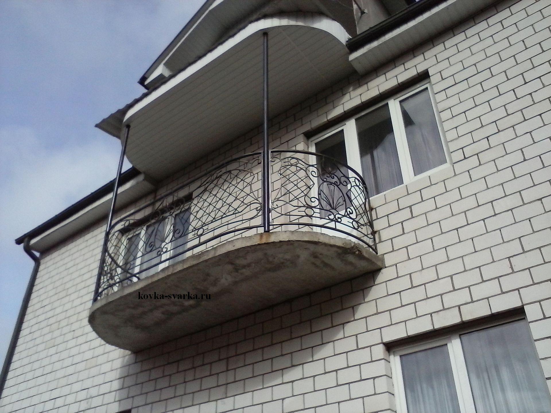 Оградить балкон самостоятельно: возможно ли?