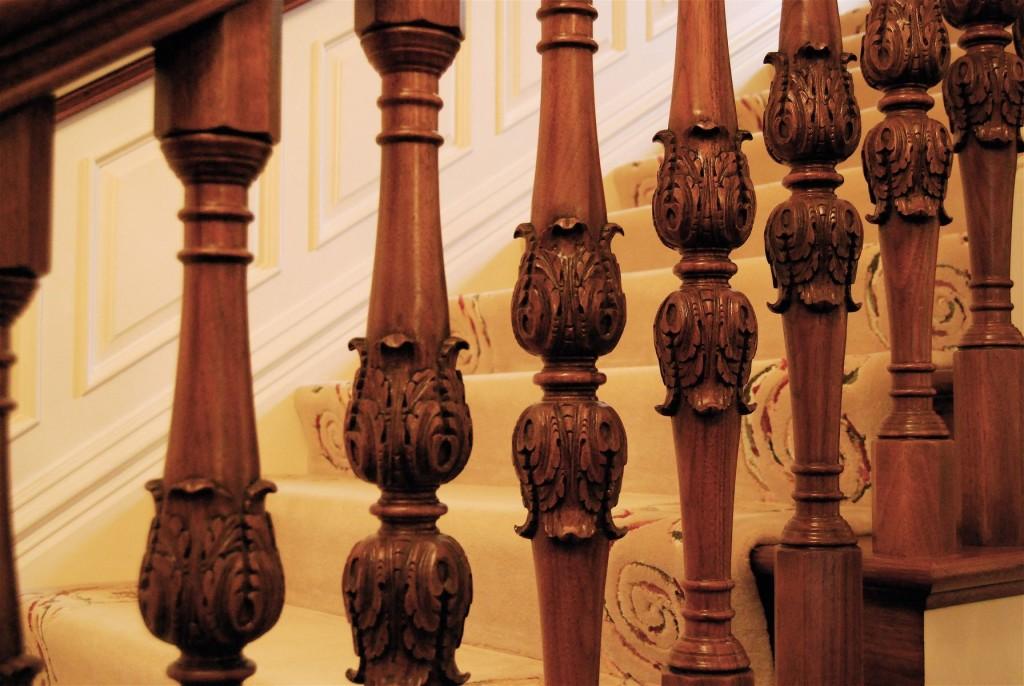 балясины для лестницы