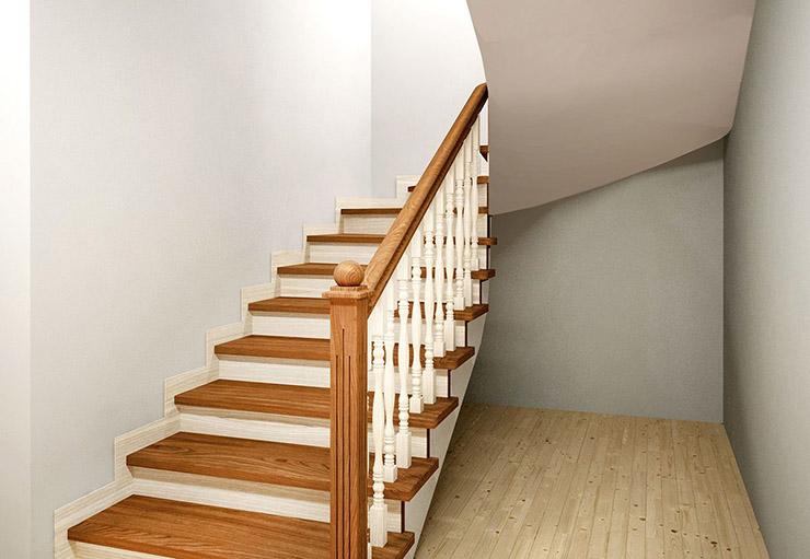 дерево_лестница