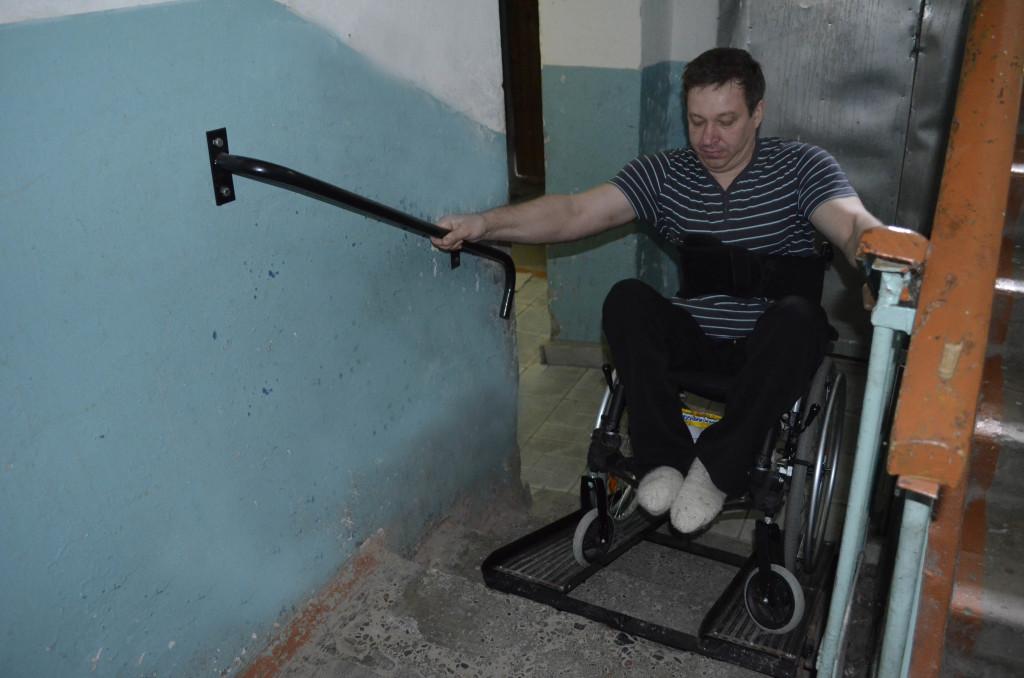 Пандусы для перемещения инвалидов_Пандусы для инвалидов