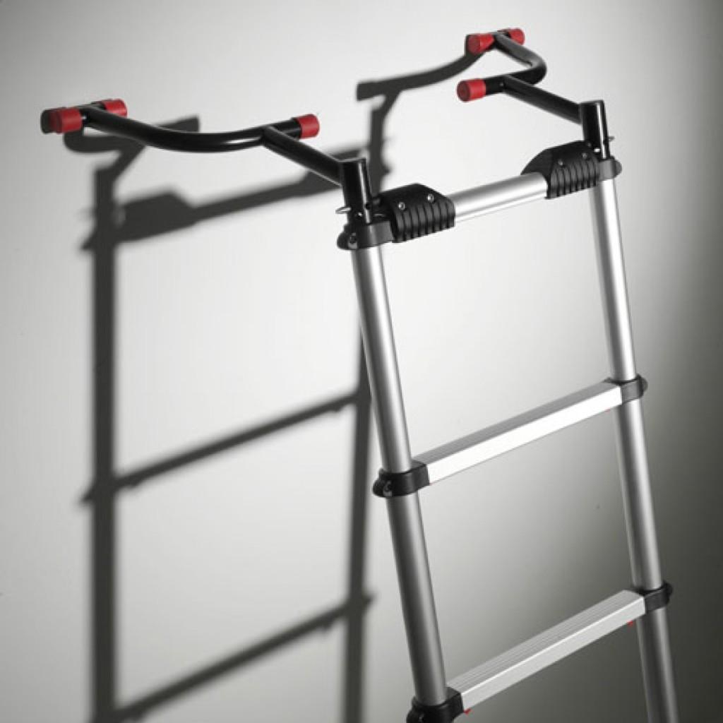 Башмак для грунта к удлинителю стойки телескопических лестниц