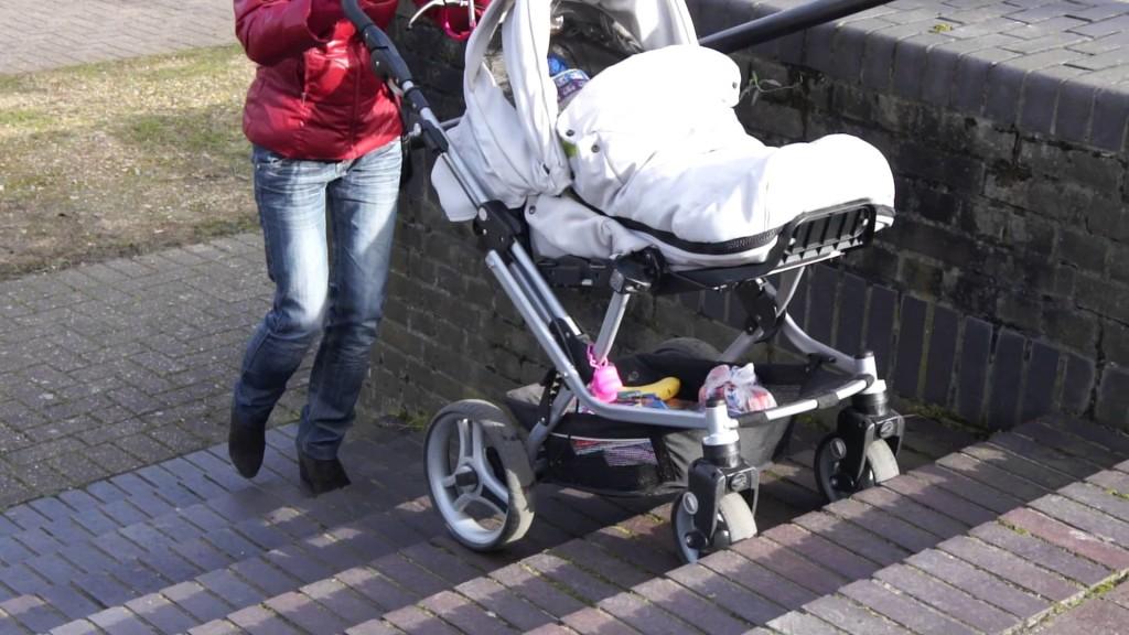 пандус для детских колясок