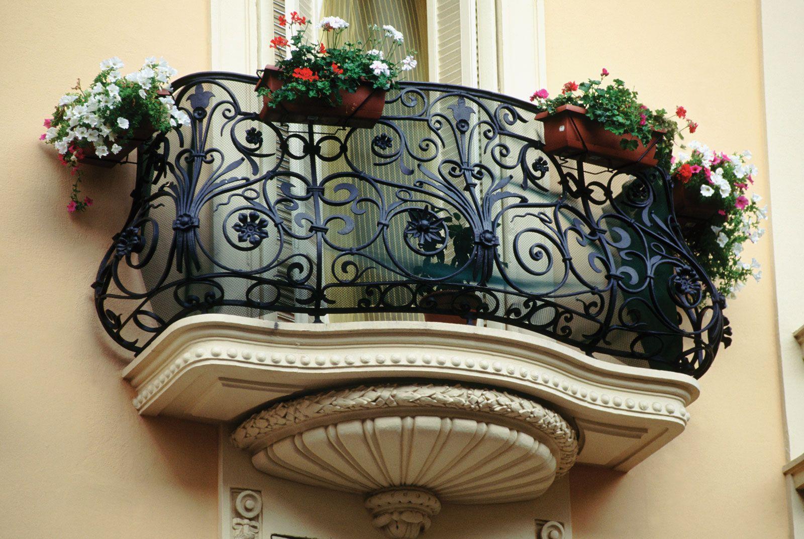 Прекрасные узоры: красота кованых изделий
