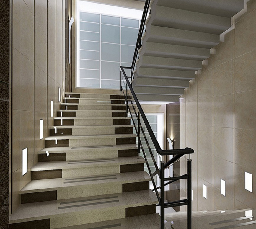 Коридорная лестница