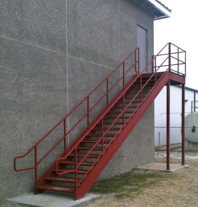 Вспомогательная лестница