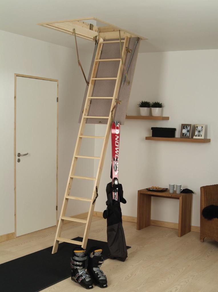 деревянных лестниц