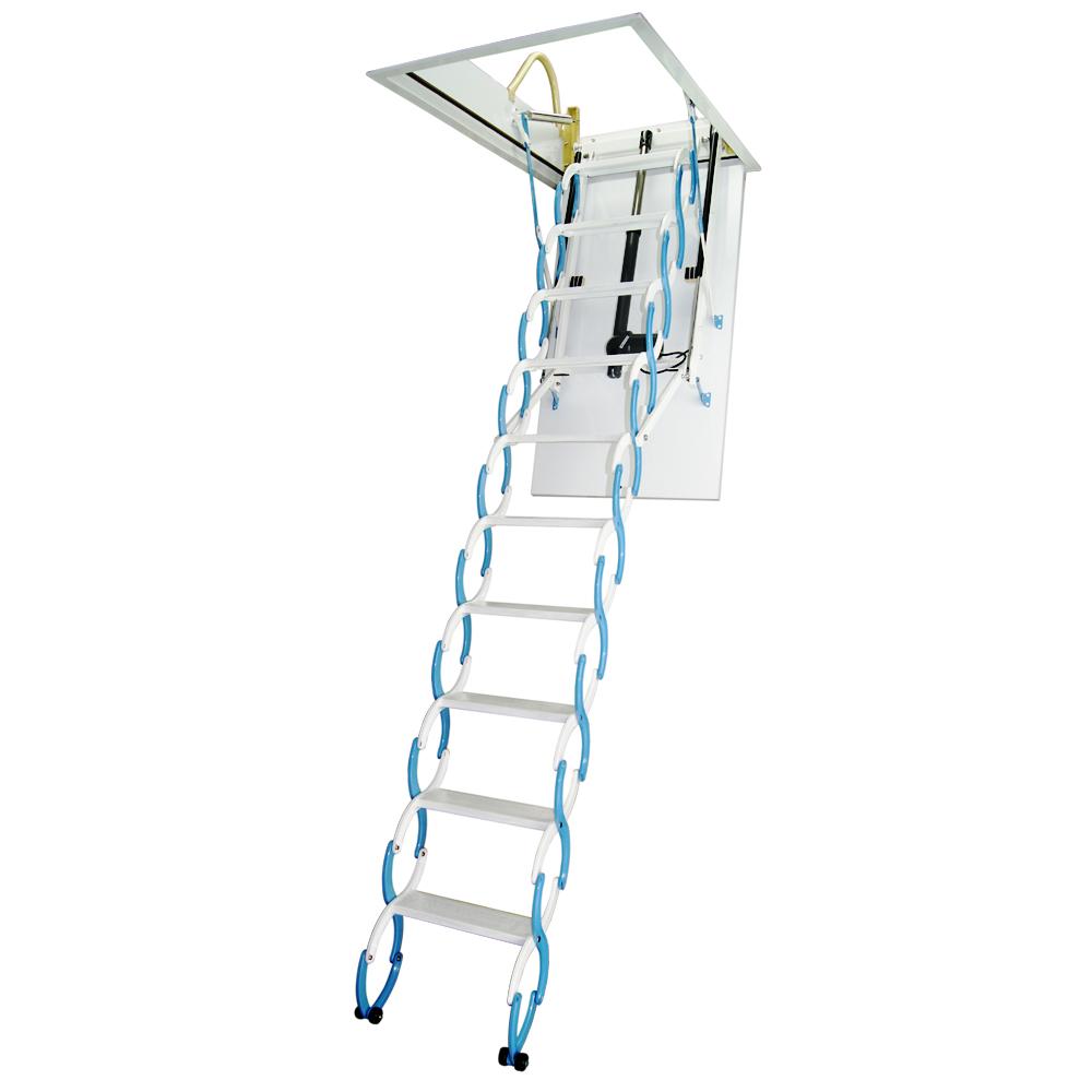 лестница с электроприводом