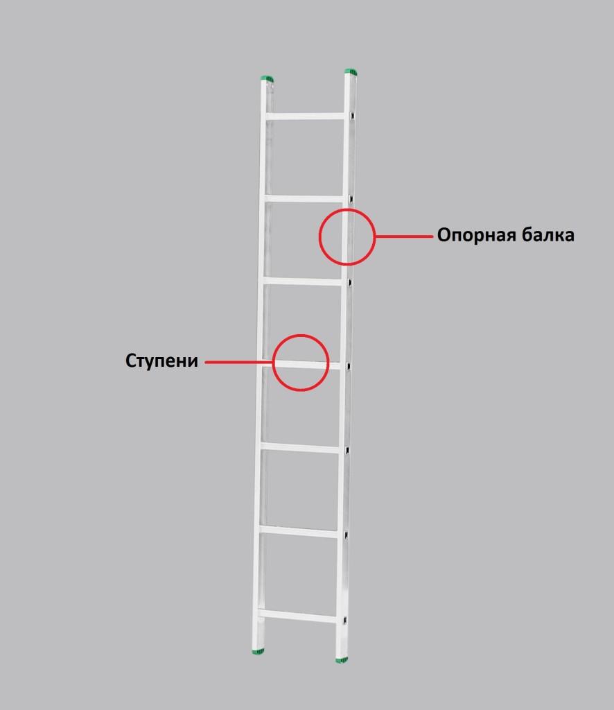 приставная лестница