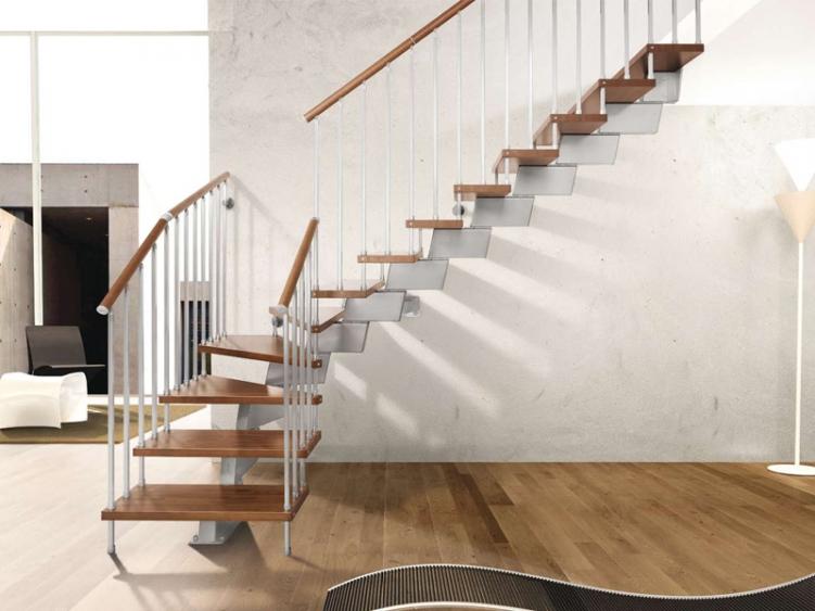 Дизайн модульной лестничной конструкции