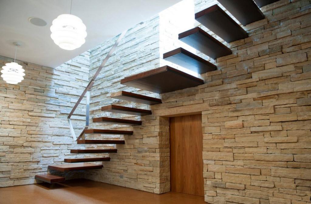 креативная лестница