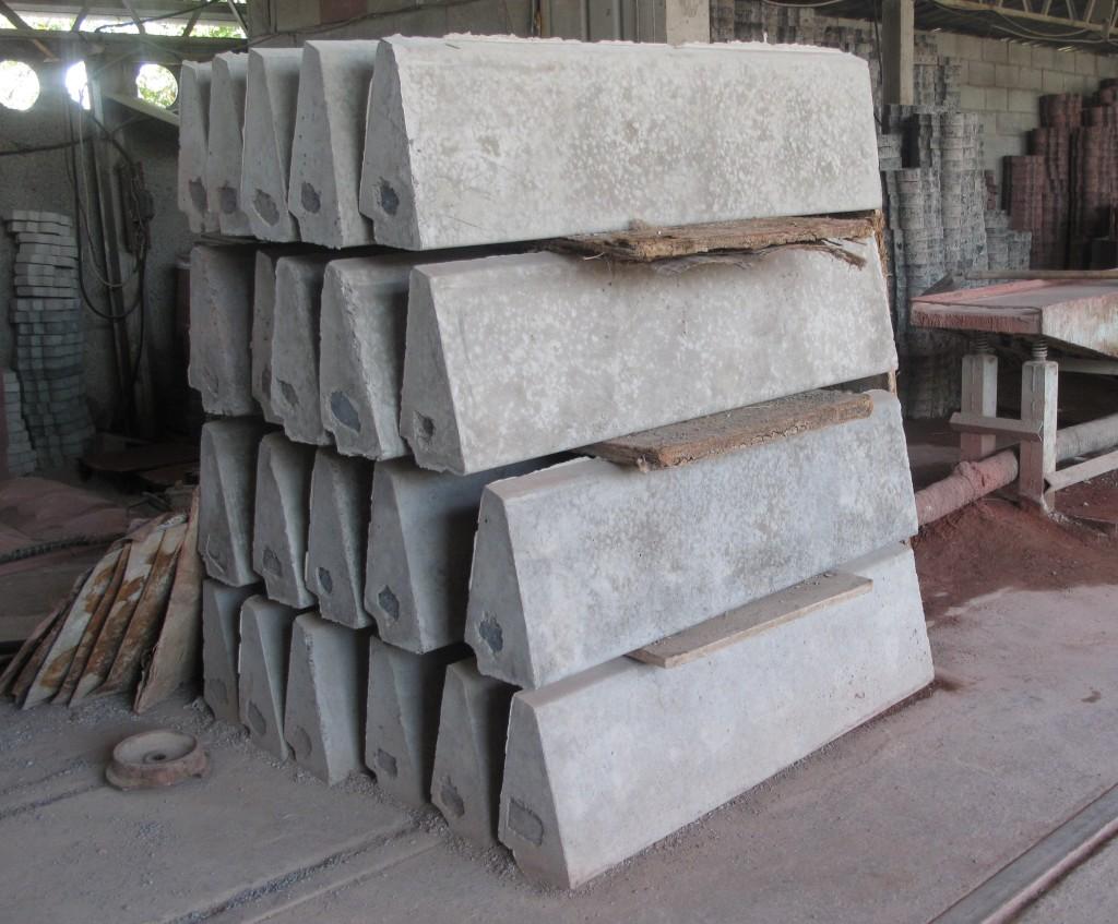 бетонные ступени