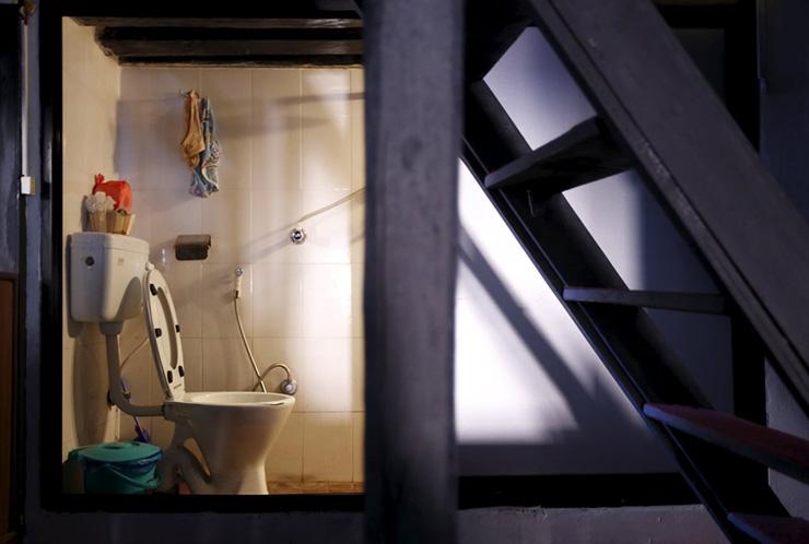 туалет_лестница